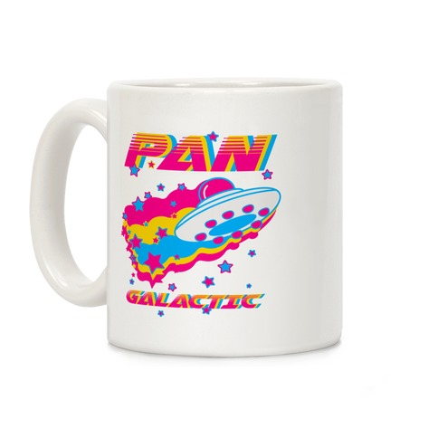 PAN Galactic Coffee Mug