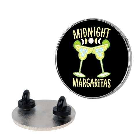 Midnight Margaritas Pin