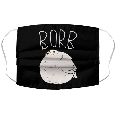 Borb Accordion Face Mask