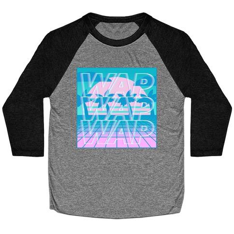 Vaporwave WAP Baseball Tee