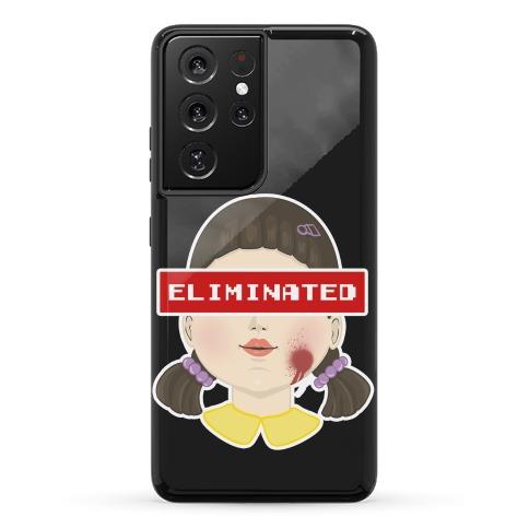 Eliminated (Squid Game) Phone Case