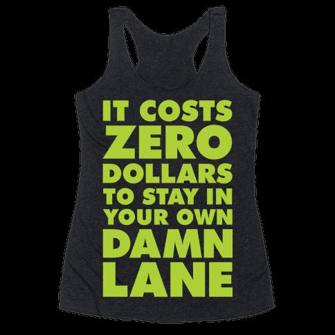 It Costs Zero Dollars