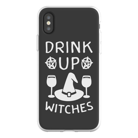 Drink Up Witches Phone Flexi-Case