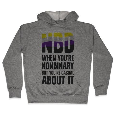 NBD Hooded Sweatshirt