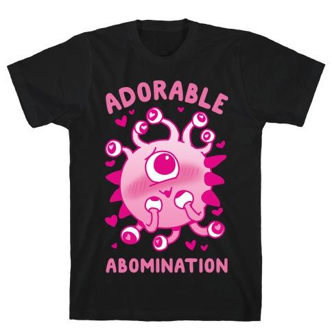 Adorable Abomination Mens/Unisex T-Shirt