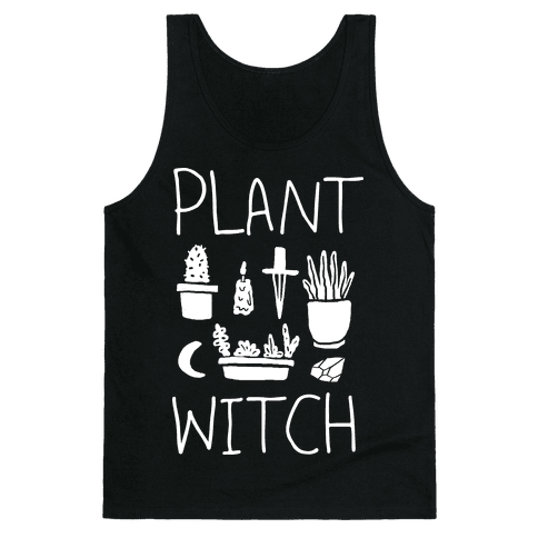 Plant Witch Tank Top