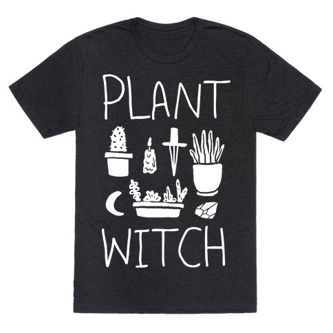 Plant Witch T-Shirt