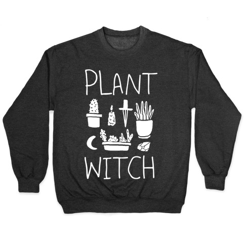 Plant Witch Pullover