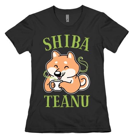 Shiba Teanu Womens T-Shirt