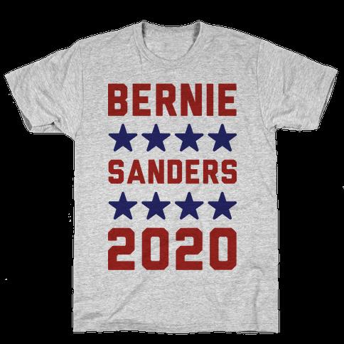 Bernie Sanders 2020 Mens T-Shirt