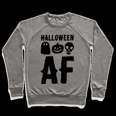 Halloween AF Pullover