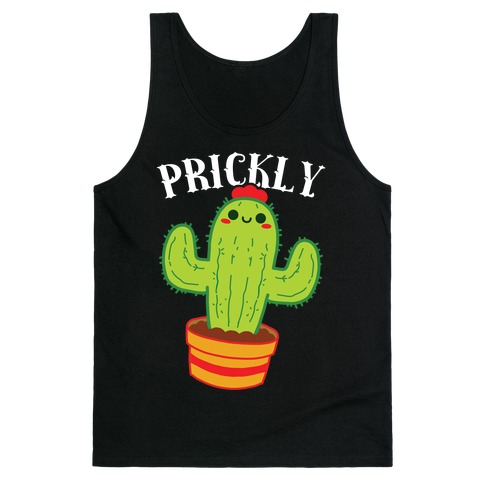 Prickly Pair: Prickly Half Tank Top
