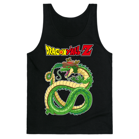 Dragon Y'all Z Tank Top