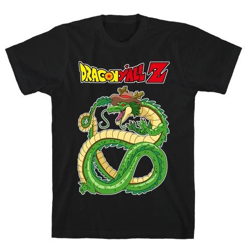 Dragon Y'all Z T-Shirt