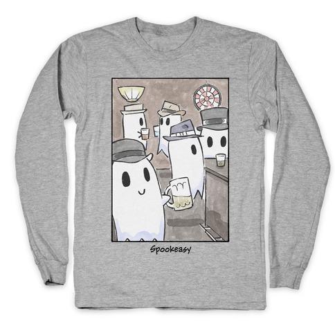 Spookeasy Long Sleeve T-Shirt