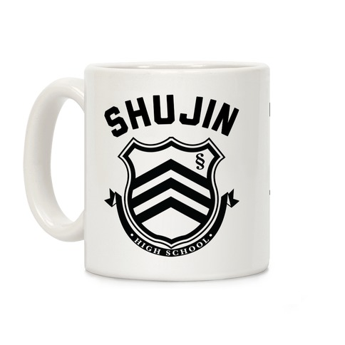 Shujin High School Coffee Mug