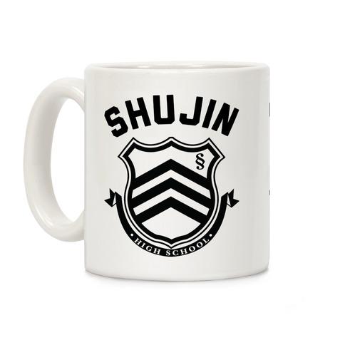 Shujin High School Coffee Mug