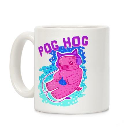 Pog Hog Coffee Mug