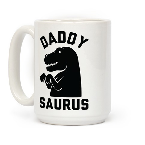 Daddy Saurus Coffee Mug