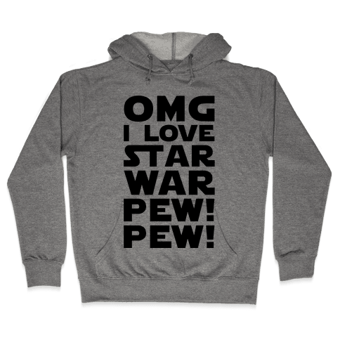 OMG Star War Hooded Sweatshirt