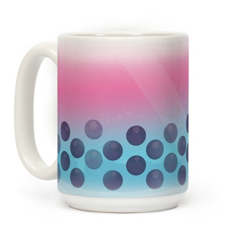 Bubble Tea Coffee Mug