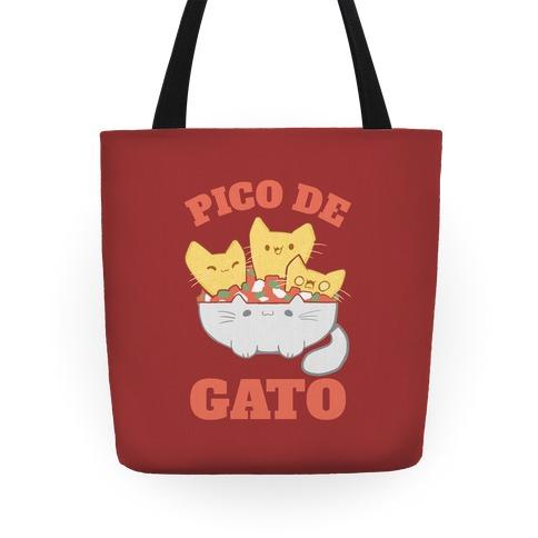 Pico De Gato Tote
