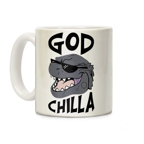 Godchilla Coffee Mug