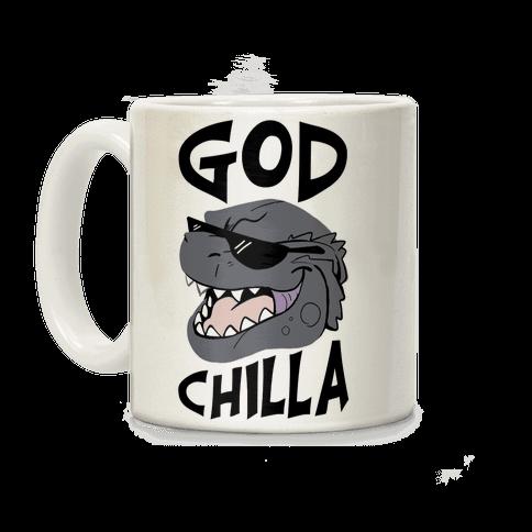 Godchilla Coffee Mug