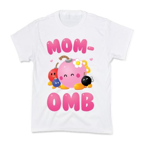 Cartoon Bomb Kids T-Shirt