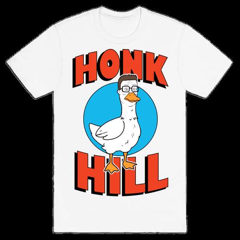 Honk Hill Mens/Unisex T-Shirt