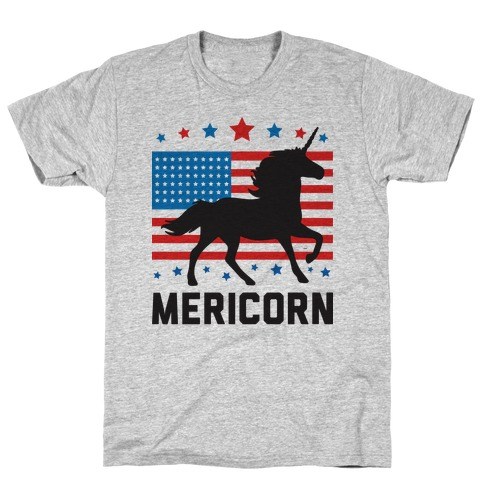Mericorn Mens T-Shirt