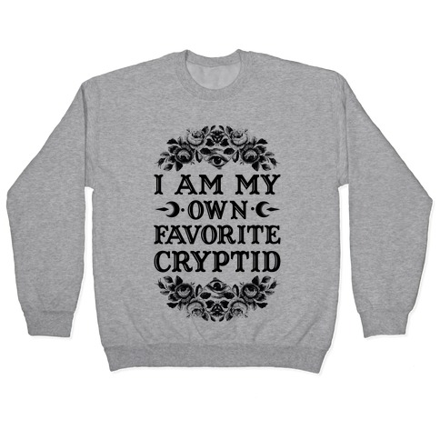 Favorite Cryptid Pullover