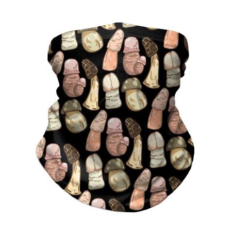 Mushroom Penis Neck Gaiter