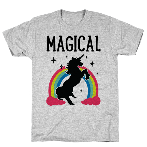 Magical Besties 1 (cmyk) Mens T-Shirt