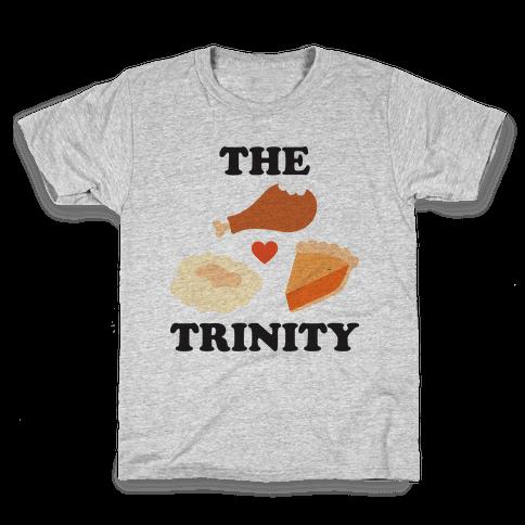Thanksgiving Trinity Kids T-Shirt
