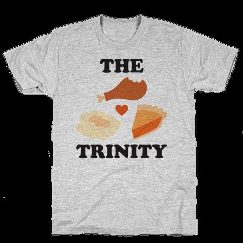 Thanksgiving Trinity Mens T-Shirt