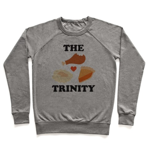 Thanksgiving Trinity Pullover