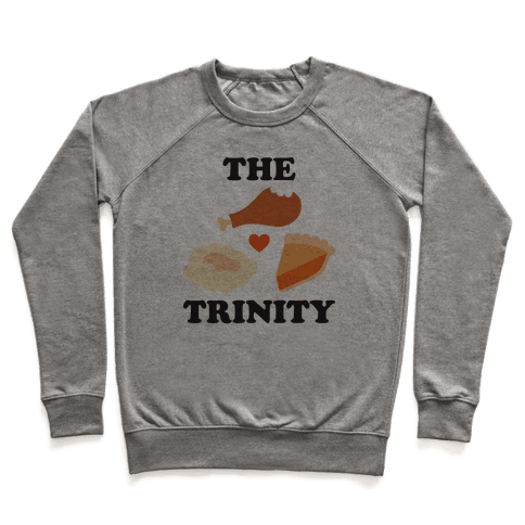 Thanksgiving Trinity Pullover
