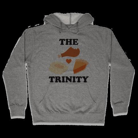 Thanksgiving Trinity Hooded Sweatshirt