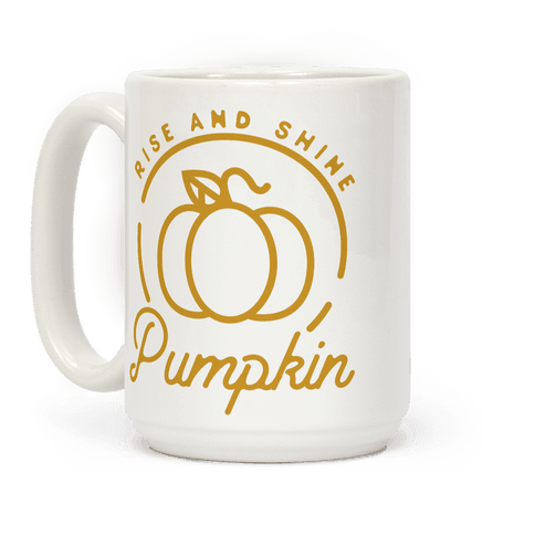 Rise and Shine Pumpkin
