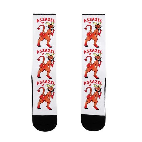 Assazel Sock