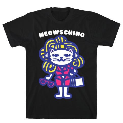 Meowschino Parody T-Shirt