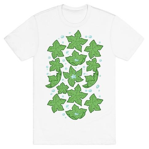 Tree Star Pattern T-Shirt
