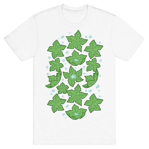 Tree Star Pattern T-Shirt
