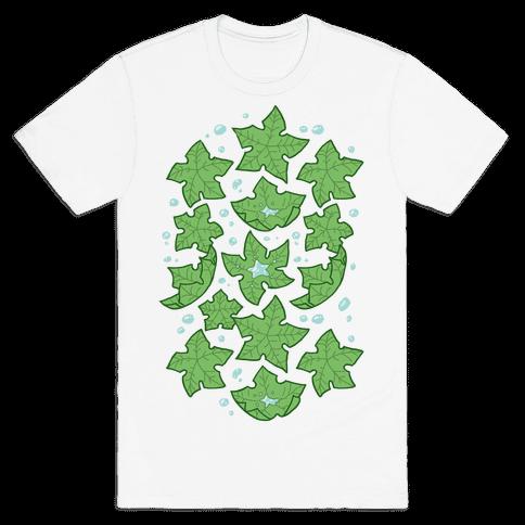 Tree Star Pattern Mens/Unisex T-Shirt