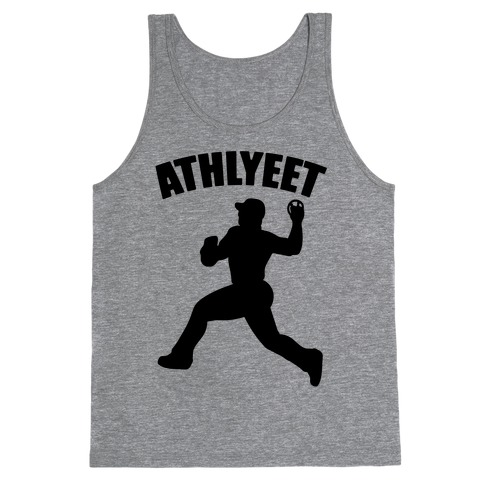 Athlyeet Baseball Tank Top