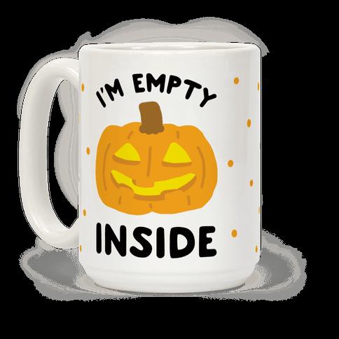 I'm Empty Inside Pumpkin