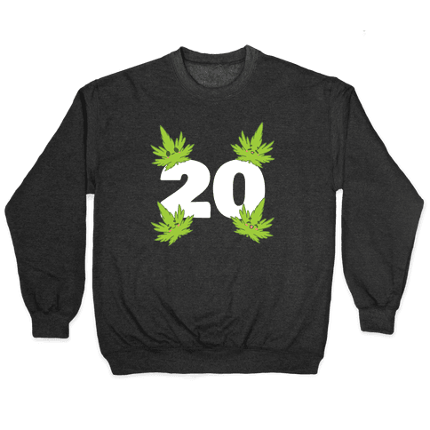 4 Leaves And #20 Pullover