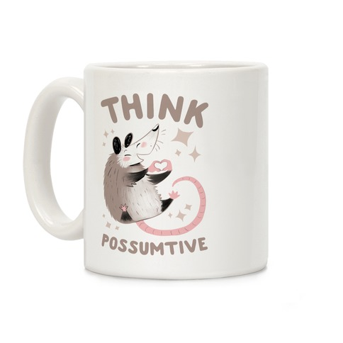 Think Possumtive Coffee Mug