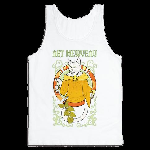 Art Mewveau Tank Top
